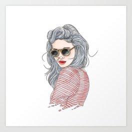 Spicy women Art Print