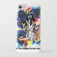 starwars iPhone & iPod Cases featuring StarWars Sphynx by Psyca