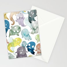 Happy Ghosts Stationery Cards