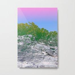 Rock Candy Metal Print