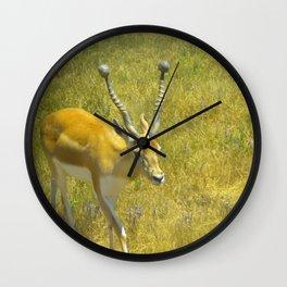 Care Free Wall Clock