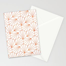 Rose Gold & White #society6 #decor #buyart Stationery Cards