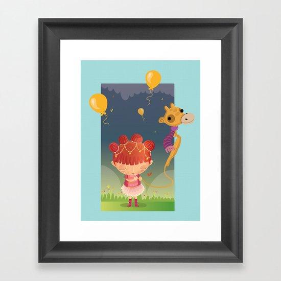 How to get a pet Framed Art Print