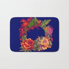 La Vie En Rose Bath Mat