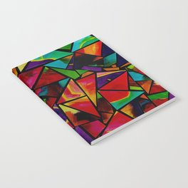 Window to a Colorful Soul Notebook