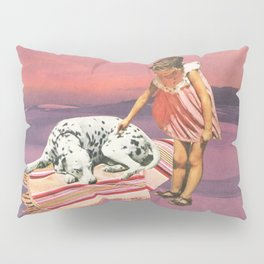 Napping Puppy Pillow Sham