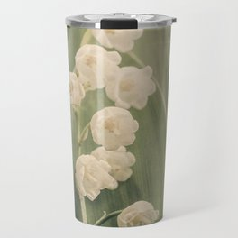 Scents of Spring - Lily of the Valley vi Travel Mug