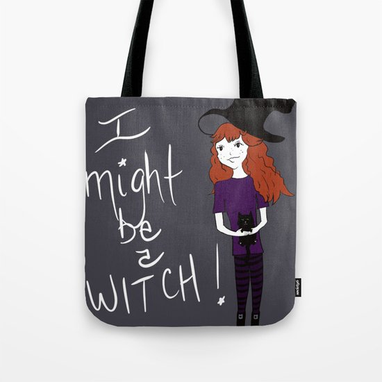 I Might Be A Witch by melindatodd