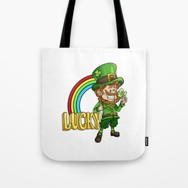 Lucky Charms Leprechaun St.Patrick's Day Tote Bag