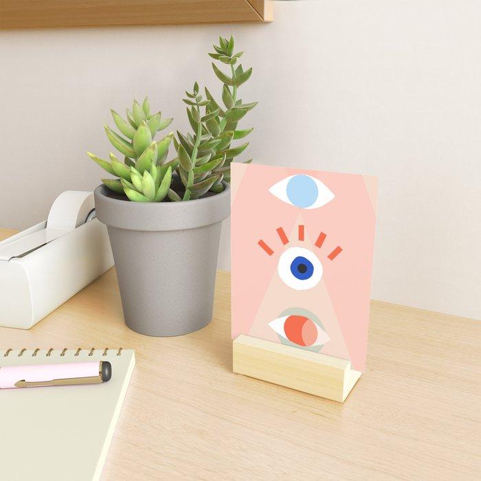 Eyes Mini Art Print