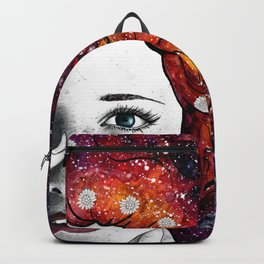 Daisy Head Backpack