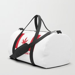 Canada legalization Duffle Bag