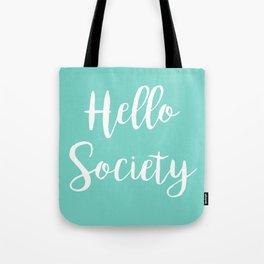 HS pillow  Tote Bag