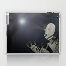 Praying to the Lord of the Universe Laptop & iPad Skin