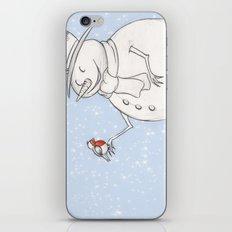 Twigs the Snowman iPhone & iPod Skin