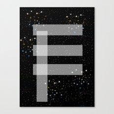 Far, far away Canvas Print