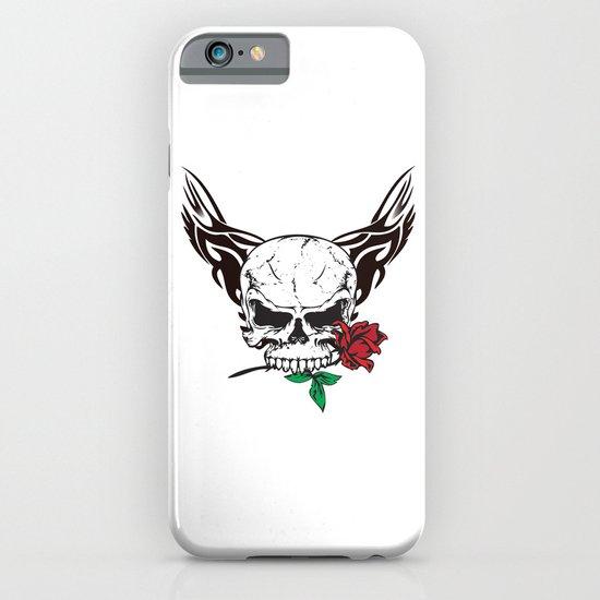 skull II iPhone & iPod Case