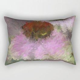 Cone Of Beauty Art Rectangular Pillow