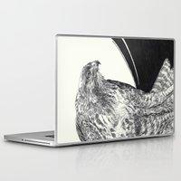 hawk Laptop & iPad Skins featuring Hawk by miss daisy dee