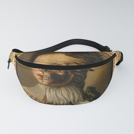 Life and death. Oil painting. Fanny Pack