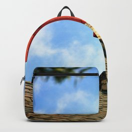 Cross Church Roof Backpack