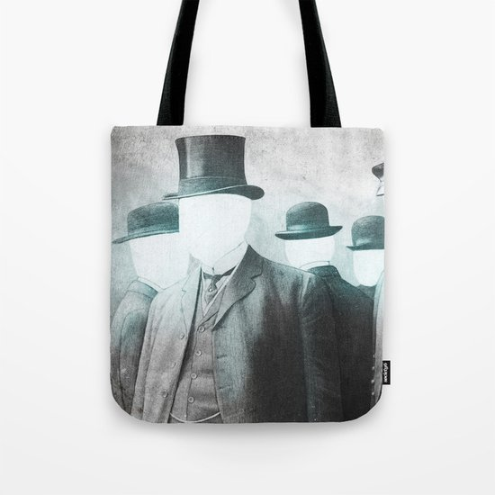 Business As Usual  Tote Bag