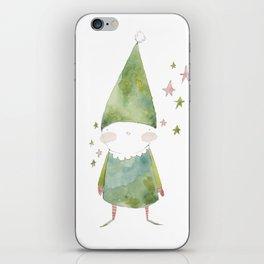 Bird Elf iPhone Skin