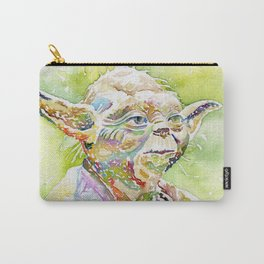 Yoda The Jedi Master Carry-All Pouch