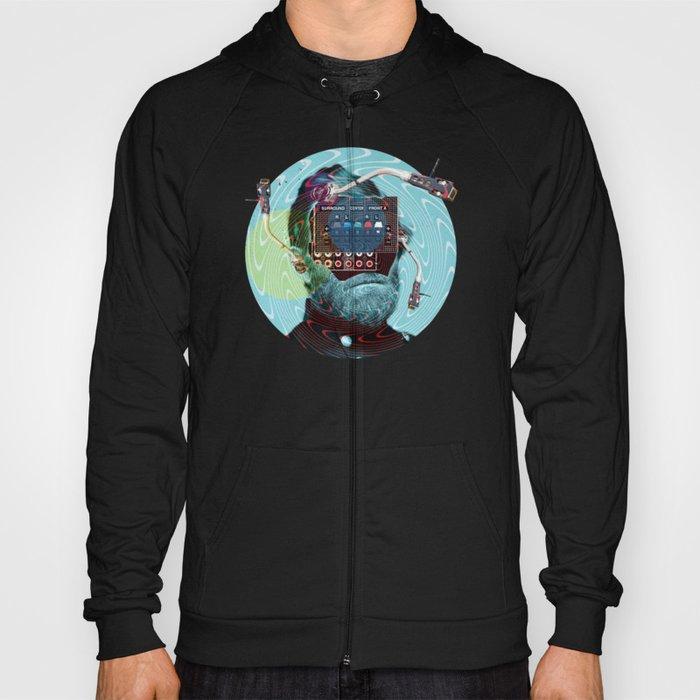 Marshall 2 · Crop Circle Hoody