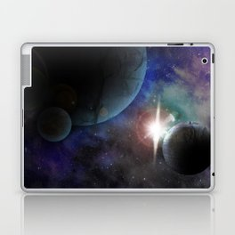 Space Age Laptop & iPad Skin