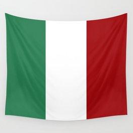Italian Flag Wall Tapestry