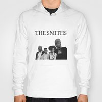 the smiths Hoodies featuring The Smiths  by omiliano