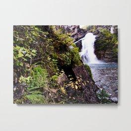 Cameron Falls 2 Metal Print
