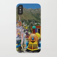 forever young iPhone & iPod Cases featuring Forever Young by CrismanArt
