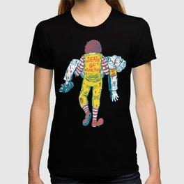 Death Of Junk Food T-shirt