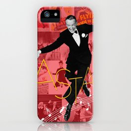 The Greatest Dancer iPhone Case