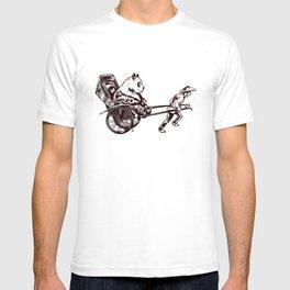 Pampered Panda T-shirt