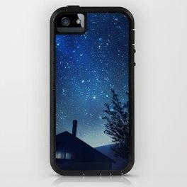 Kea Hut iPhone Case