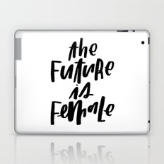 The Future is Female Laptop & iPad Skin