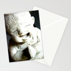 LET SMILE  Stationery Cards
