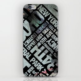 Birdway iPhone Skin