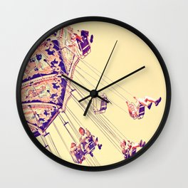 Carussell Wall Clock