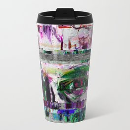 Conways Loose Glitchy Life Travel Mug