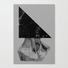 A Triangle Canvas Print