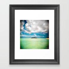 Maldives 01 01 Framed Art Print