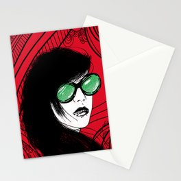 Distorted Vision Stationery Cards