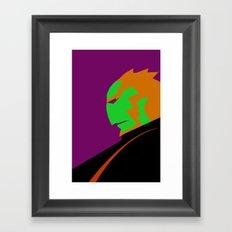 Ganondorf Framed Art Print