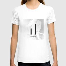 infiniteloop art T-shirt