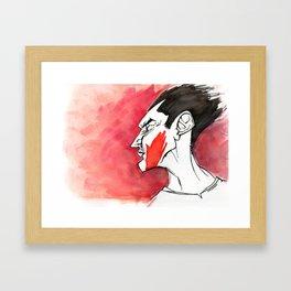 Rejection Framed Art Print