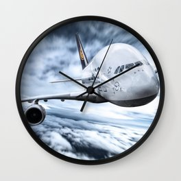 The Colossus Wall Clock